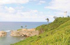 日本海に突き出し、大パノラマが一望できる加佐の岬