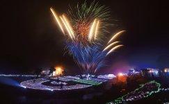 6月と12月にかのやばら園で開催される「ファンタジーナイト」