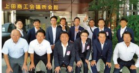 上田YEGは今年で設立30周年。名物グルメづくりや祭りを行うなど、地域に根差した活動をしている