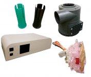 プラスチック製品、住宅部品、パチンコ・パチスロ部品など、手掛ける製品は幅広く、高品質な仕上がりに定評がある