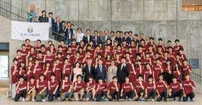 今年6月23日、九州大学公認の起業部が設立された。部員150人のうち1年生が半数を占める