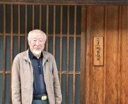 小松市文化協会の関戸昌郎理事長。古いまち並みの保存に尽力している