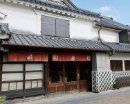 現在も残っている庄分酢の建物は宝暦9(1759)年に建てられたもので、大川市の文化財に指定されている