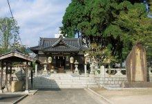 児玉氏を祭神として創建された「児玉神社」