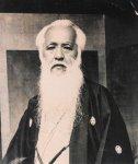 初代・谷仲吉。和船の航海法を改良するなど、収益を上げるための工夫も行っていった