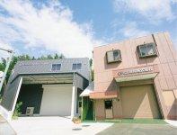 金属の精密加工に強みを持つ川北機械の社屋