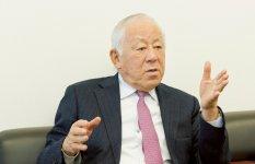 「国内外ともに次世代を担う人材をどう育成するかが課題」と語る中島基善代表取締役社長。岡山商工会議所副会頭も務める