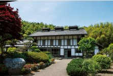 世界遺産「富岡製糸場と絹産業遺産群」の構成資産の一つである「高山社跡」