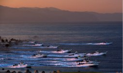 「一艘曳き」で行う田子の浦のしらす漁