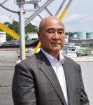 田子の浦漁業協同組合の志村正人代表理事・組合長