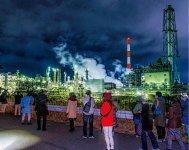 工場夜景の撮影会