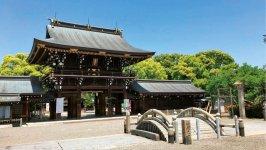 平安時代から尾張の「一の宮」として奉られてきた真清田神社