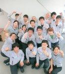 若手社員たち。彼らが次の時代のアシザワ・ファインテックを支えていく
