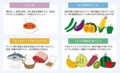 夏バテ予防&リカバリー 2 食事 暑い時期は、さっぱりとしたのどごしのよい食べ物が好まれ、栄養バランスも崩れがちだ。そこで夏バテを遠ざける食べ方のポイントを押さえておこう。