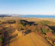 大規模な集落遺跡「妻木晩田遺跡」と弓ヶ浜