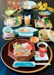「松風懐石」は、格式ある日本料理を提供する「くろ松」の定番メニュー