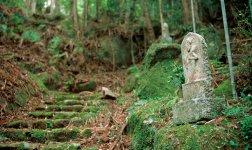 熊野古道:観音道(にっぽん心の仏像100選)ユネスコ世界遺産(文化遺産)