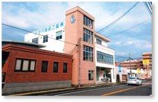 谷川建設工業社屋:佐伯市内中心部に所在