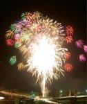 夏を彩る千曲川河畔納涼花火大会