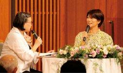 映画監督、三島有紀子氏のトークセッション