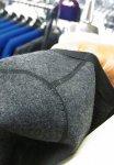 縫い代のない画期的な「突き合わせ縫製」。着心地アップと生地のロスをなくす高付加価値は業界でも注目されている