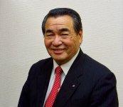 宇佐商工会議所の前副会頭、岩井正久社長。「宇佐そのものを活性化させたい」と思いは熱い