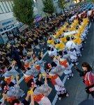 有田皿山まつり総踊り「有田チロリン節」