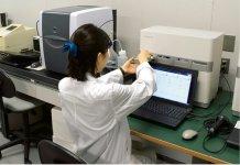 米・炊飯米品種の鑑定をはじめ、残留農薬一斉分析なども行っている