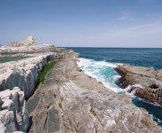 自然がつくりあげた海岸美が堪能できる人気スポットの御箱崎