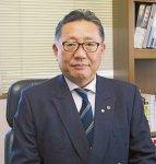 野中産業の野中真一郎社長。「商工会議所の支援・指導を受けて5S活動を始め、効果をあげています」