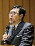 日本商工会議所で講演する本郷さん。テレビ出演や講演依頼も多く、活動範囲は多岐にわたる
