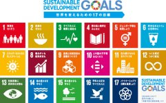 SDGsで掲げる17の目標
