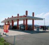 セルフ真備SSは、2014年3月にオープンした、上野油業では最も新しい店舗だった