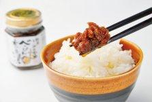 ごはんが進む「べっぴん奈良漬・和風らー油」が人気