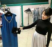 旬のドレスや小物が約8600点。トータルコーディネートでレンタル可能