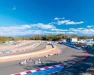 レーシングカートサーキット施設「フェスティカサーキット瑞浪」