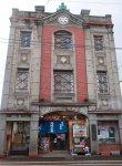 かつては呉服店だった洋館を、会津の老舗スポーツ店が野球専門店としてオープンした