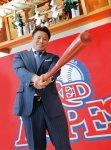 「日頃のうっぷんを球場で晴らしてほしい。皆さん、福島で待ってます!」