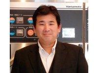 wash-plusの高梨健太郎社長は、「欧米やアジアでもコインランドリー施設の需要が見込める」と話す