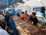海産物や地元のソウルフードを味わえる名産ハイヤ市