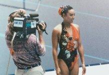 1989年FINA WORLD CUPでは、ソロで3位、デュエットで2位を獲得した