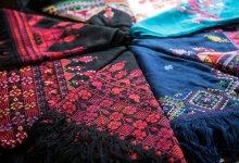ガザ難民女性の熟練の技が生きる
