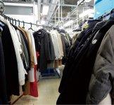 """専用の袋で届く衣類はコートやダウンなど""""値の張る""""ものがほとんど"""