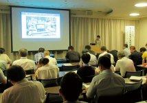 姫路商工会議所はじめ学校や地域団体、大手メーカーなど、年間約60本の講座、講演を開催