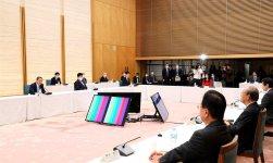 三村会頭(右から2人目)が出席した「第5回成長戦略会議」で菅総理(左端)は「大企業と中小企業のパートナーシップを強化する」と述べた(出典:首相官邸ホームページ)
