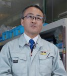 藤井 義久(ふじい・よしひさ) 株式会社大栄螺旋工業 代表取締役社長