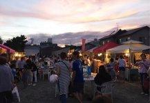 港町、焼津市の夏の風物詩「夏のあかり展」に合わせて同社が開催した「第一回あんどんマルシェ」は、SDGs推進の可能性を秘めている