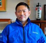 「三陸の水産業を盛り上げたい」と語る濱川幸三社長