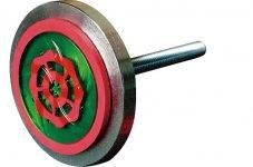 安震V3は、1枚当たりの耐荷重が高く超重量物にも対応が可能