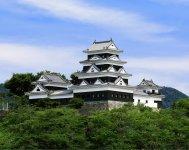 日本初の木造復元天守での「城泊」を実現した大洲市のシンボル・大洲城